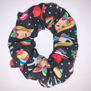 3/$15 JoJo Siwa Disney hair scrunchie new handmade